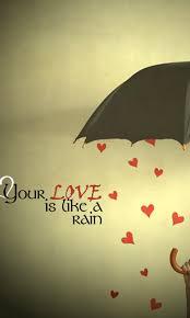 Love Like A Rain