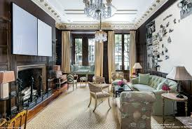 100 Upper East Side Penthouses Rather Modest UES Townhouse Has Five Floors Seven Fireplaces Two