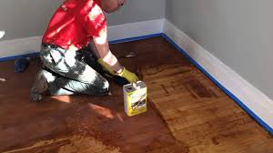 Hardwood Floor Buffing Compound by Refinishing Hardwood Floors By Stripping Youtube