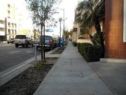 Lamps Plus La Brea Ave by West Hollywood U0027s La Brea Streetscape Project A Missed Opportunity