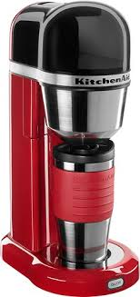 KitchenAid KCM0402ER Personal Coffee Maker Red