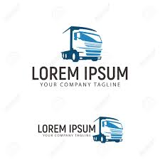 100 Trucking Company Logo Transportation Design Concept Template Royalty Free