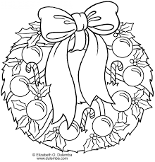 Printable Christmas Holly Coloring Pages Home