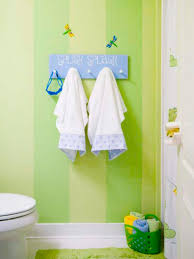 Gray Yellow And White Bathroom Accessories by Bathroom Breathtaking Kids Bathroom Decor Ideas With Walls