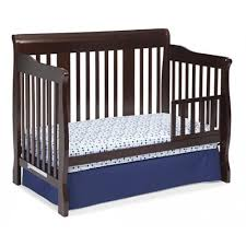 Cribs That Convert To Toddler Beds by Stork Craft Tuscany 4 In 1 Convertible Crib Fixed Side