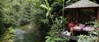 100 Hanging Gardens Bali Ubud Just Married Honeymoon Spa Packages Resort