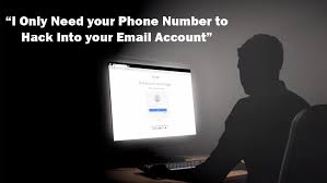 Simple Trick Requires ly Your Phone Number to Hack your Email