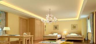 pale yellow children room interior design by american style