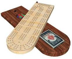 Cribbage Board Layout Made In Sketch Up
