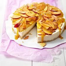 birnen frischkäse torte mit sauerrahm rezept essen und