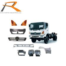 100 Hino Truck Parts High Quality Spare For