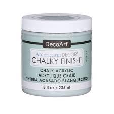 Americana Decor Creme Wax 8 Oz Clear by Decoart Americana Decor 8 Oz Vintage Chalky Finish Adc17 95 The