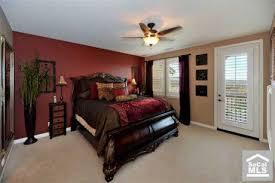 Bedroom Decorating Ideas Red Walls