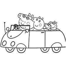 Peppa Pig Pumpkin Carving Ideas by Top 15 Free Printable Peppa Pig Coloring Pages Online