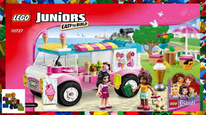 LEGO Instructions - Juniors - 10727 - Emma's Ice Cream Truck - YouTube Jual Diskon Khus Lego Duplo Ice Cream Truck 10586 Di Lapak Lego Mech Album On Imgur Spin Master Kinetic Sand Modular Icecream Shop A Based The Le Flickr Review 70804 Machine Fbtb Juniors Emmas Ages 47 Ebholaygiftguide Set Toysrus Juniors 10727 Duplo Town At Little Baby Store Singapore Icecream Model Building Blocks For Kids Whosale Matnito