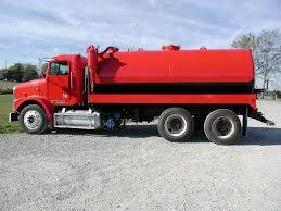 100 Stigers Trucks Vacuum Marengo Fabricated Steel