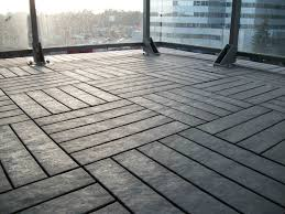 Decking Authentic Appearance With Composite Deck Tiles Tvhighwayorg