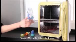 Uv Sterilizer Cabinet Singapore by Haenim Uv Steriliser U0026 Dryer From Korea Youtube