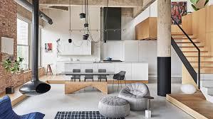 104 Interior Design Loft Vladimir Radutny Overhauls Industrial Michigan Apartment In Chicago