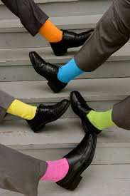 Color For The Groom And His Groomsmen Gold Toe Socks