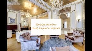 100 Parisian Interior Interior Design Paris French