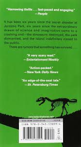 Amazon.com: The Lost World: A Novel (Jurassic Park) (9780345538994 ... Jurassic Parkthe Lost World By Michael Crichton Leather Bound Best 40 Ive Spent In My Life Jurassicpark Die Besten 25 Park Michael Crichton Ideen Auf Pinterest Ideas On Funny Useless Facts Collecting Toyz Barnes Noble Exclusive Funko Mystery Box World Nook Hd Pocketlint Park Collection The My And Receipt Came With Suggestions Mildlyteresting Free Travel Posters When You Preorder Bluray From