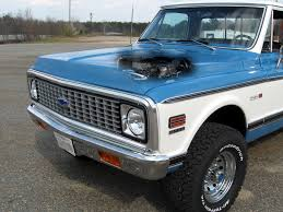 1972 Chevy 3/4 Ton 4x4 - Final