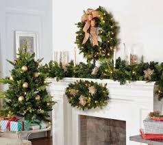 Qvc Christmas Tree Storage Bag by Bethlehem Lights Prelit Mixed Greens Holiday Collection U2014 Qvc Com