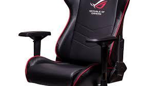 Asus Teams With Secretlab To Create Slick ROG Gaming Chairs ...
