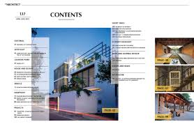 104 Residential Architecture Magazine Re Design The Architect On Behance