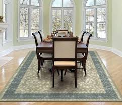Dining Room Carpeting Add A Twist To Your Dinner With Rugs Within Carpet Plan
