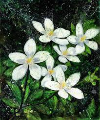 Sampaguita Philippine National Flower Tattoo Ideas