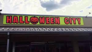 Purge Masks Halloween City by Halloween City 2016 Halloween Displays Walkthrough Youtube