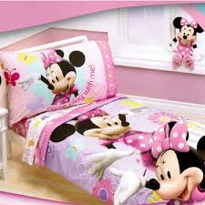 Minnie Mouse Twin Bedding by Minnie Mouse Count With Me Toddler Bedding