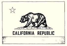 California Seal Drawing