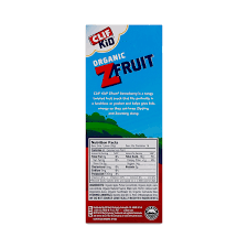 Clif Bar Kid ZFruit Strawberry Snack