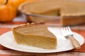 Pumpkin Pie With Molasses by Molasses Pumpkin Pie Recipe Recipeland Com