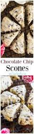 Pumpkin White Chocolate Chip Scones by Best 25 Scones Chocolate Chips Ideas On Pinterest Chocolate