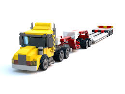 MOC] 7 Wide Tractor Trailer - LEGO Town - Eurobricks Forums Lego Usps Mail Truck Youtube Amazoncom Lego City 60020 Cargo Toy Building Set Toys Games Smart Ideas Pickup Usps Mail Truck 6651 January 2014 The Car Blog Page 2 Instruction For Hwmj Sign Ups Up Series 42 Home Page Standard
