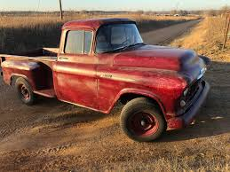 100 Truck Tips Picked Up A 56 Chevy 3600 Truck Advice And Tips Welcome Projectcar