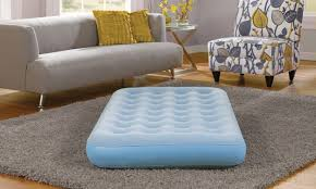 Serta Raised Air Bed by How To Store An Air Mattress In 4 Steps Overstock Com
