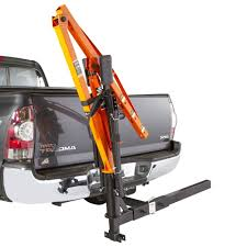 Apex Hydraulic Receiver Hitch Crane - 1,000 Lb. Capacity | Discount ...
