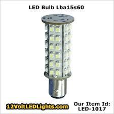 1141 led 1156 led lba15s60ww 12 volt led bulb ba15s single