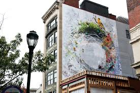 Philly Mural Arts Events by Amazing New Mural By Artist James Daniel Burns In The Gayborhood