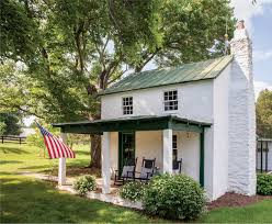 Historic Farmhouse Cottage Finds the Perfect Pair The Cottage