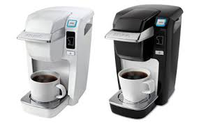 Enjoy Home Brewed Delicious Coffee Every Morning With The KeurigK10 Mini Plus Single Serve Brewer You Can Make A Cup Of In Less Than 2 Minutes