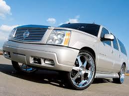 2004 Giovanna Cadillac Escalade Featured Custom Cars Lowrider