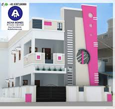 100 New Modern Home Design For 28 By 32 Square Feet Plot Acha S