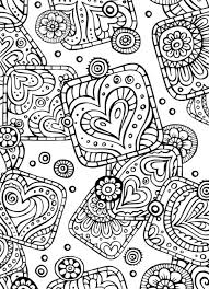 My Valentine Coloring Book For Adults