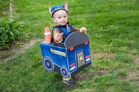 DIY Paw Patrol Police Car Costume | Wholesale Halloween Costumes Blog